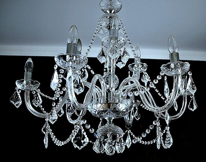 Lustre en cristal : un luminaire hors normes