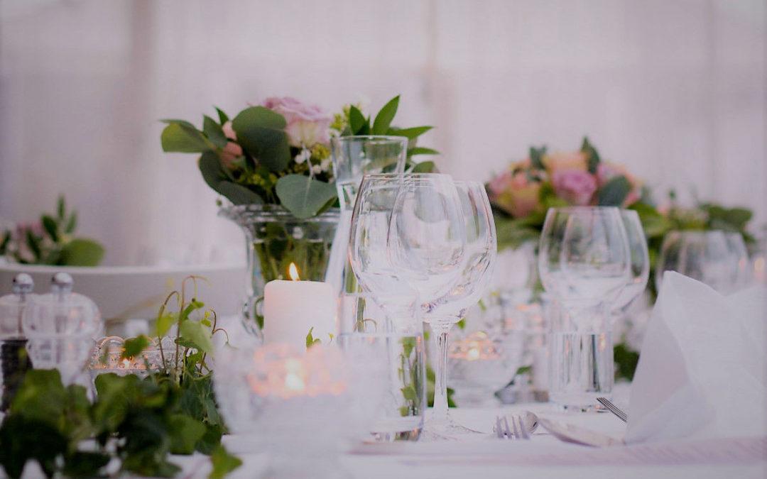 Choisir votre centre de table de mariage