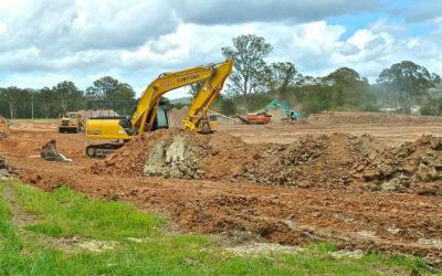 Comment faire le terrassement d'un terrain en pente ?